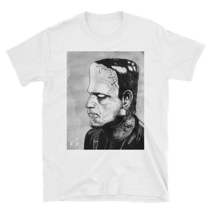 Frankenstein Short-Sleeve Unisex T-Shirt