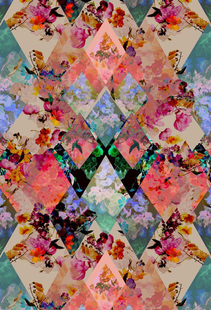 Blue Eden | Spring 2013 From Bea Herzberg's board.