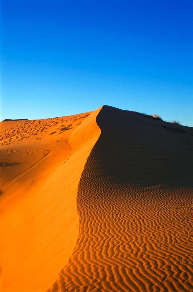 Big Red Photograph- Birdsville, Outback Australia