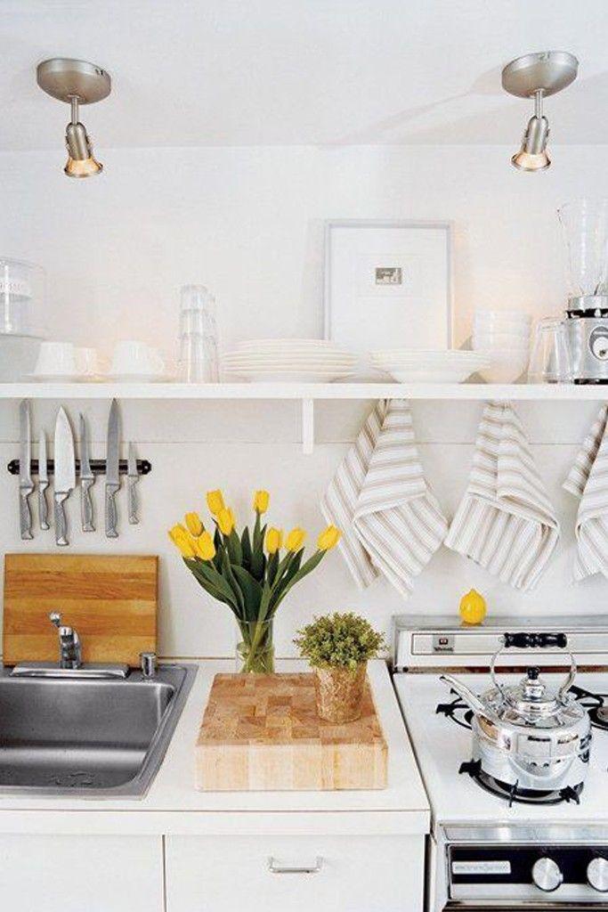 Les 25 meilleures id es concernant solutions pour petits for Solution cuisine petit espace