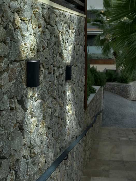 9 best lighting images on pinterest exterior lighting outdoor clous led wall light clous outdoor led wall light made from high purity aluminium and finished in urban grey aloadofball Image collections