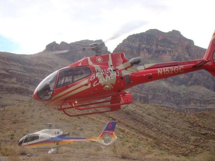 Gita in Elicottero sul Grand Canyon