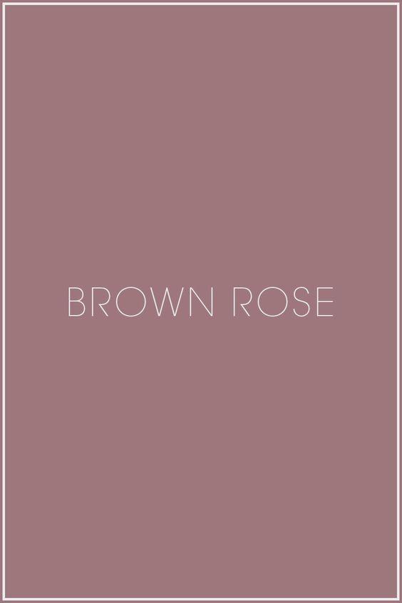 Die Psychologische Farbwirkung Von Rosenholz Taube Und Altrosa Farbpassnummern 4 15 21 Ist Warmherzigkeit Und Empathie Bei Diesen Farbton Colors Zimme