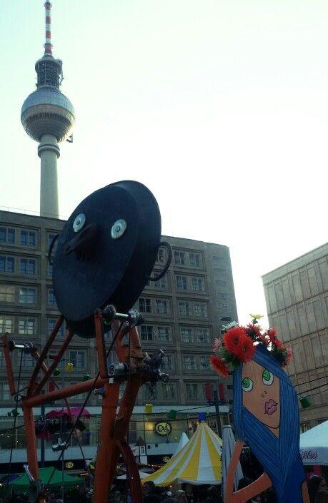 Simple Berlin lacht Festival