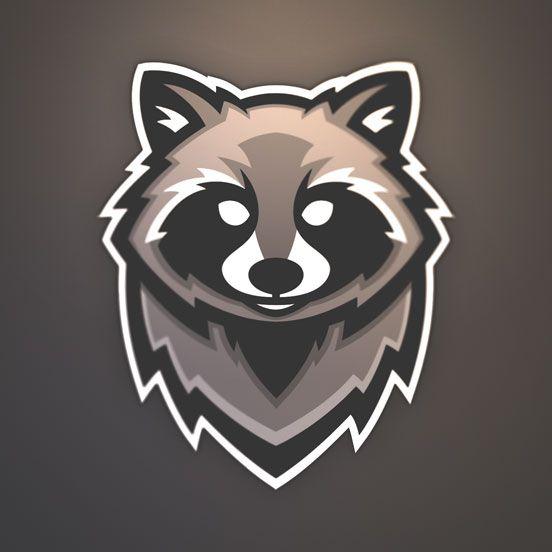 Raccoon Logo by Jolan W. - Skillshare