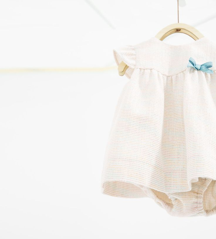 Shiny dress with briefs-Collection-MINI | 0-12 months-NEW IN | ZARA United States