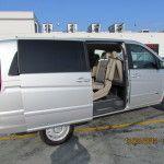 Da unsere Passagiere komfortabel fahren und viel Gepäckraum zur Verfügung haben, kaufen wir  größere Autos. Deshalb ist unser bevorzugte Fahrzeug VW Cady Maxi.