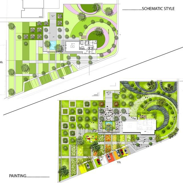 791 best landscape plan images on pinterest | landscape plans