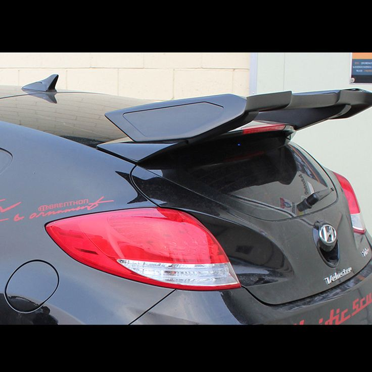 Rear Roof Wing Spoiler Unpainted Parts For Hyundai Veloster Turbo 2012~2016+ | eBay Motors, Parts & Accessories, Car & Truck Parts | eBay!