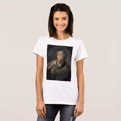 to they man in Eastern dress Rembrandt Harmenszoon - black gifts unique cool diy customize personalize #diydress