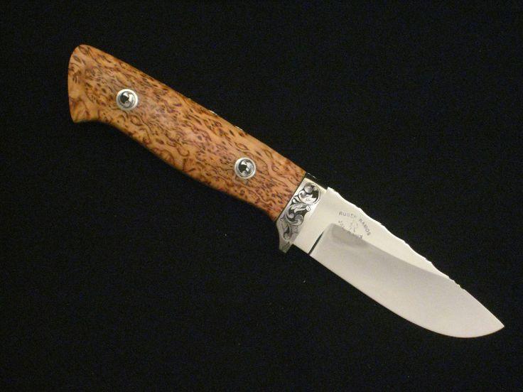 Ruben Ramos Custom Knives, handmade custom, custom.