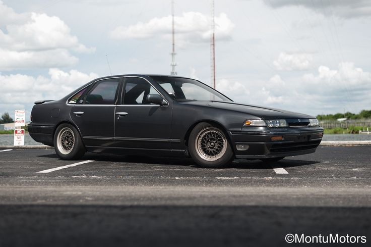 FOR SALE: 1991 NISSAN CEFIRO #montumotors   5 speed | 1.5 way Cusco LSD (OEM Diff included) | Aftermarket Exhaust | Apexi Intake | Strut Bar | 78,000 miles or 126,000 km  In production from 1988-1994, the A31 Cefiro shared many components with the R32 Skyline, C33 Laurel, and F31 Leopard. It was available in both RWD and AWD, and the AWD version was similar to the Skyline GTS-4, even down to the RB20DET that powered it. The Cefiro had a lot of luxuries for a car of it's time, including…