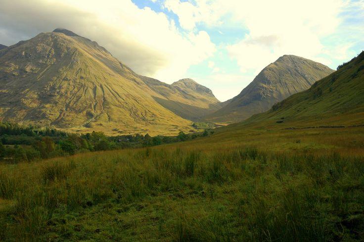 Juan Castell: Muerte en las tierras altas de Escocia