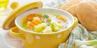 Sup Ayam Jamur Kimlo