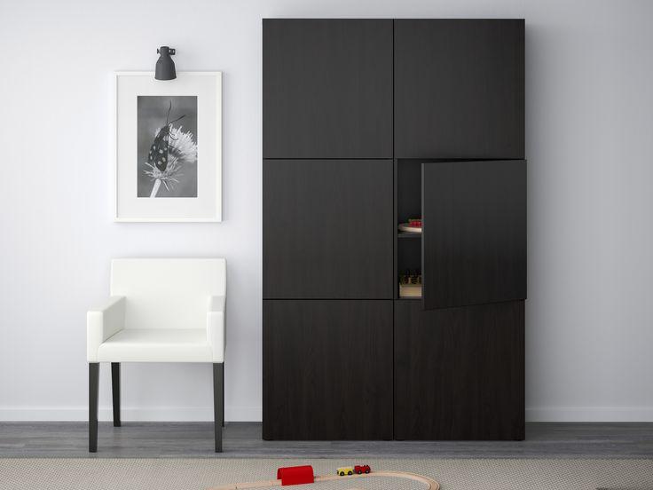Vitrine Ikea Besta ~ Pin by IKEA Ísland on BESTA  Pinterest