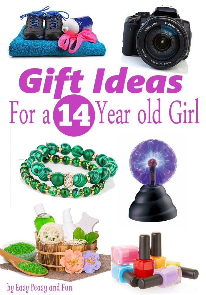 Best Gifts for a 14 Year Old Girl - Easy Peasy and Fun