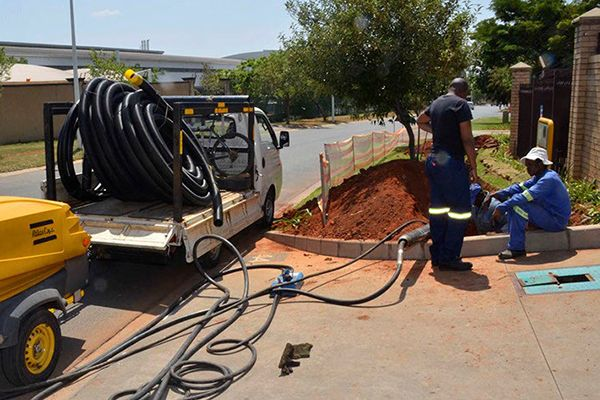 TT Connect – Open Access Fibre Provider:  While most fibre providers are digging up the northern suburbs of Johannesburg, TT Connect have been busy trenching their own open access last mile fibre throughout the East Rand.