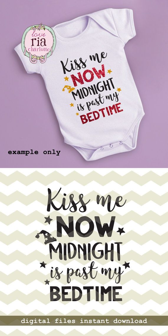 Kiss me now midnight is past my bedtime happy by LoveRiaCharlotte