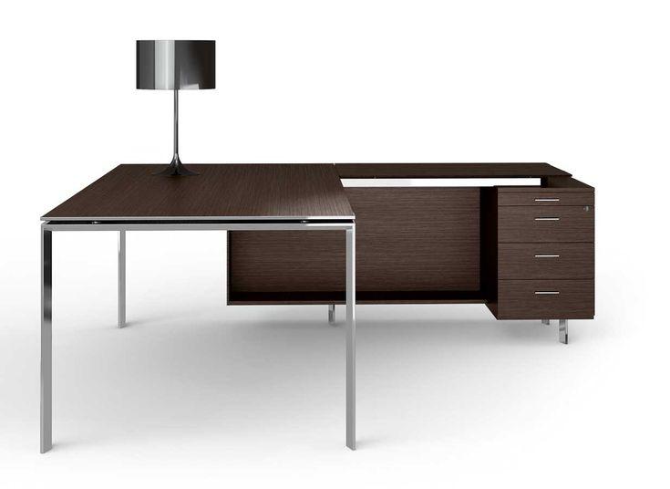 best 25 contemporary office desk ideas on pinterest