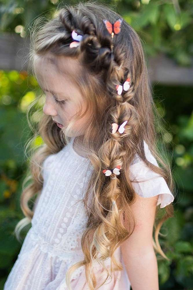 719 best Braids images on Pinterest50s Little Girl Hairstyles