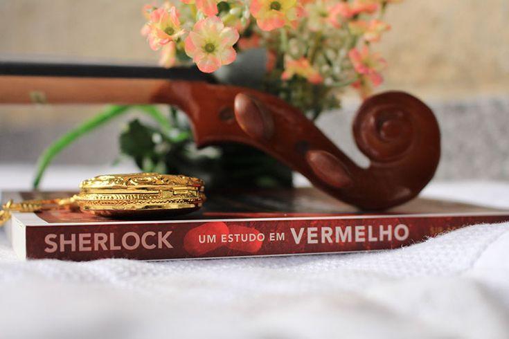 Sherlock – Um estudo em vermelho – Sai da Minha Lente