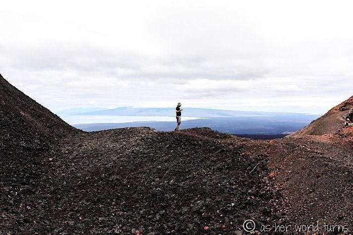 Sierra Negra Volcano  Isabela Island, Galapagos, Ecuador    http://www.asherworldturns.com/solo-trip-isabela-island-galapagos/