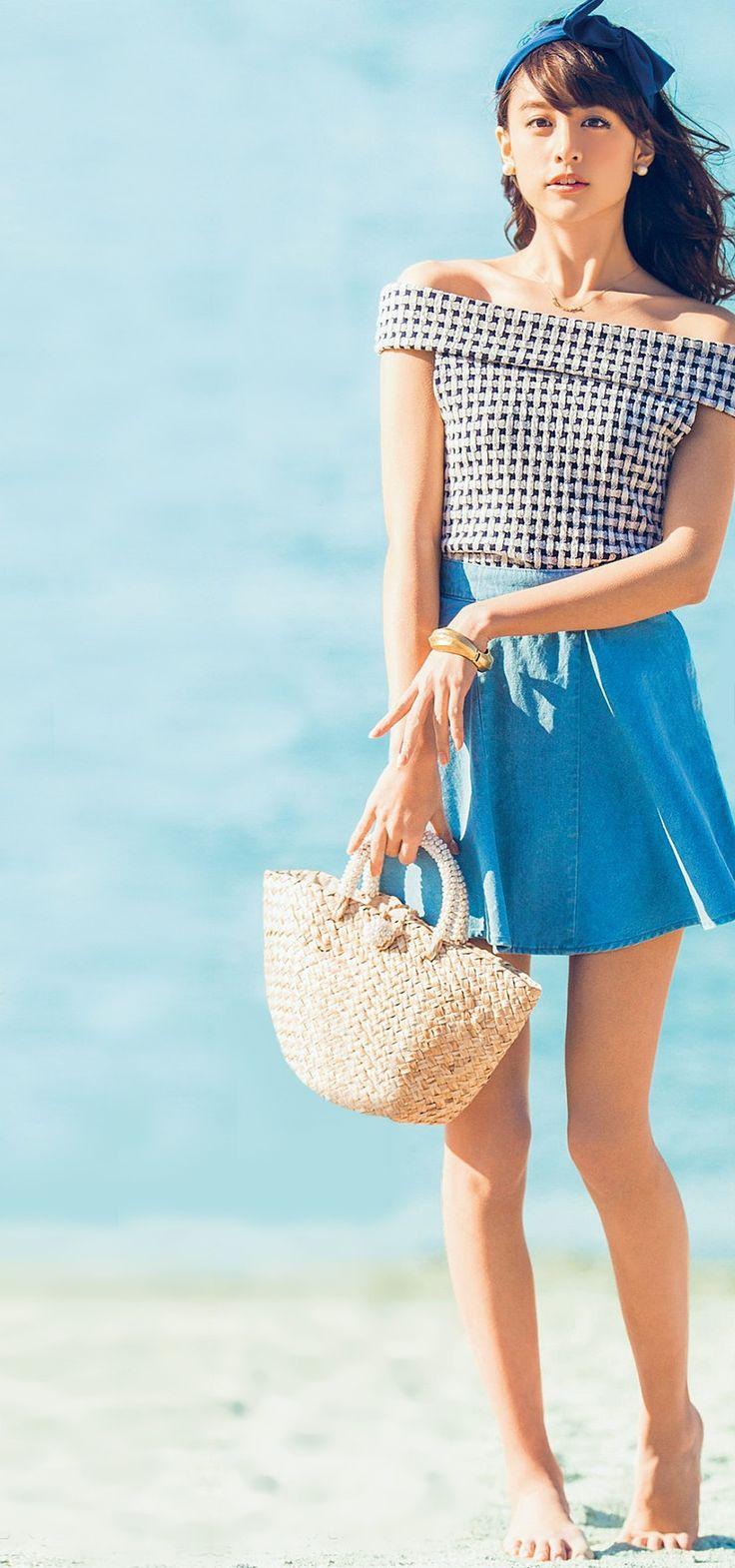 ビーチファッション