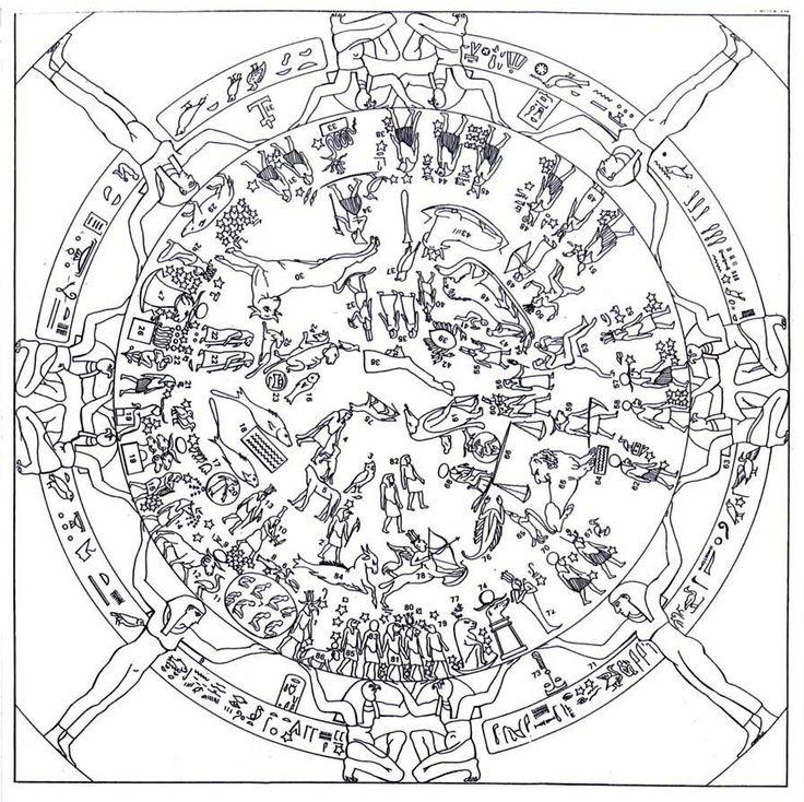 Ancient Egypt Astronomy at Google Imageshttp://www.spiritweb.us/egypt/dendera/dendera_zodiac2.jpg
