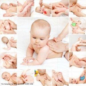 massez vos bébés !!  de tendres moments à partager avec votre enfant.  NB : la pièce doit être chauffée, couvrir le bébé après le massage rapidement pour qu'il ne prenne pas froid.   L'huile Isio4 est adaptée et non-allergène pour les massages !!!