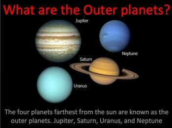 outside of solar system outer planets - photo #43