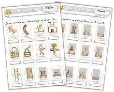 Feuille de route - Reproduire des modèles de Kaplas en 2D et 3D - Journal de bord d'une instit' débutante