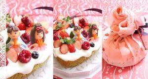 chococoこと友香さんの『簡単お菓子のレシピとラッピングの方法』「うぐいすあんと抹茶のシフォン」 | お菓子・パンのレシピや作り方【corecle*コレクル】
