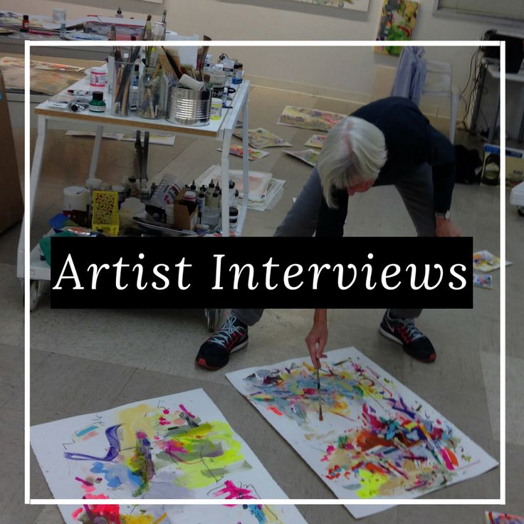 Find our more about our talented artists as they share their stories and inspiration behind their beautiful artwork,  Exclusively on FineArtSeen.