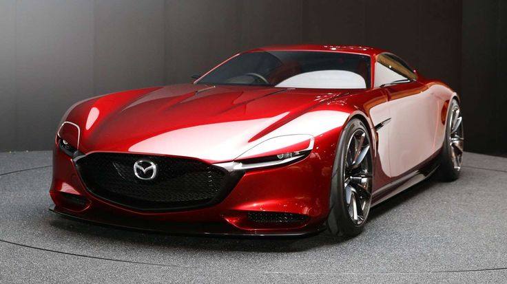 But if the LM55 is one of the best of the Vision Gran Turismo concepts, the Mazda RX-Vision was argu... - Tokyo Auto Salon