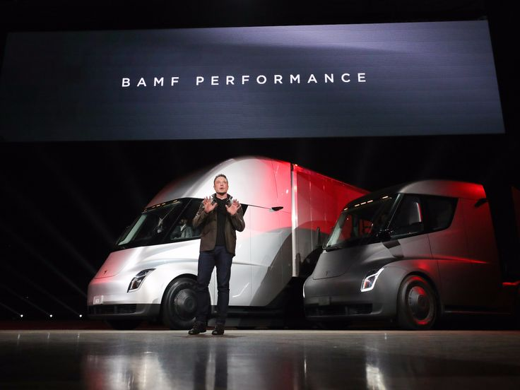 """Tesla CEO Elon Musk hinted at when the company would build its all-electric pick-up truck.  """"I promise that we will make a pickup truck right after Model Y. Have had the core design/engineering elements in my mind for almost 5 years."""