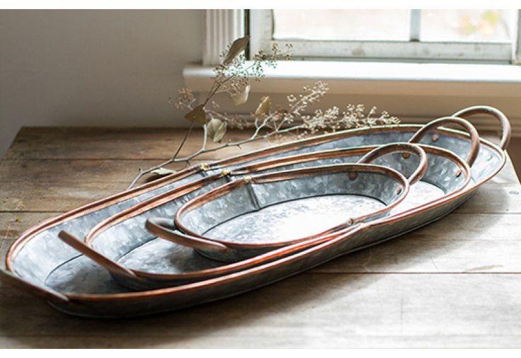 Tray | Galvanized Tray | Metal Tray