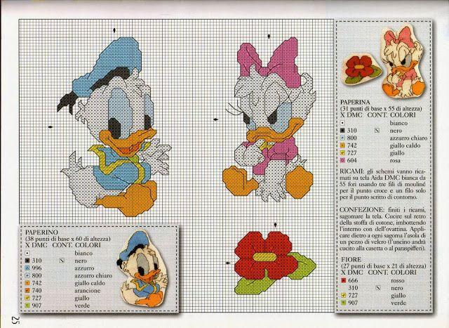 Baby Donald Daisy