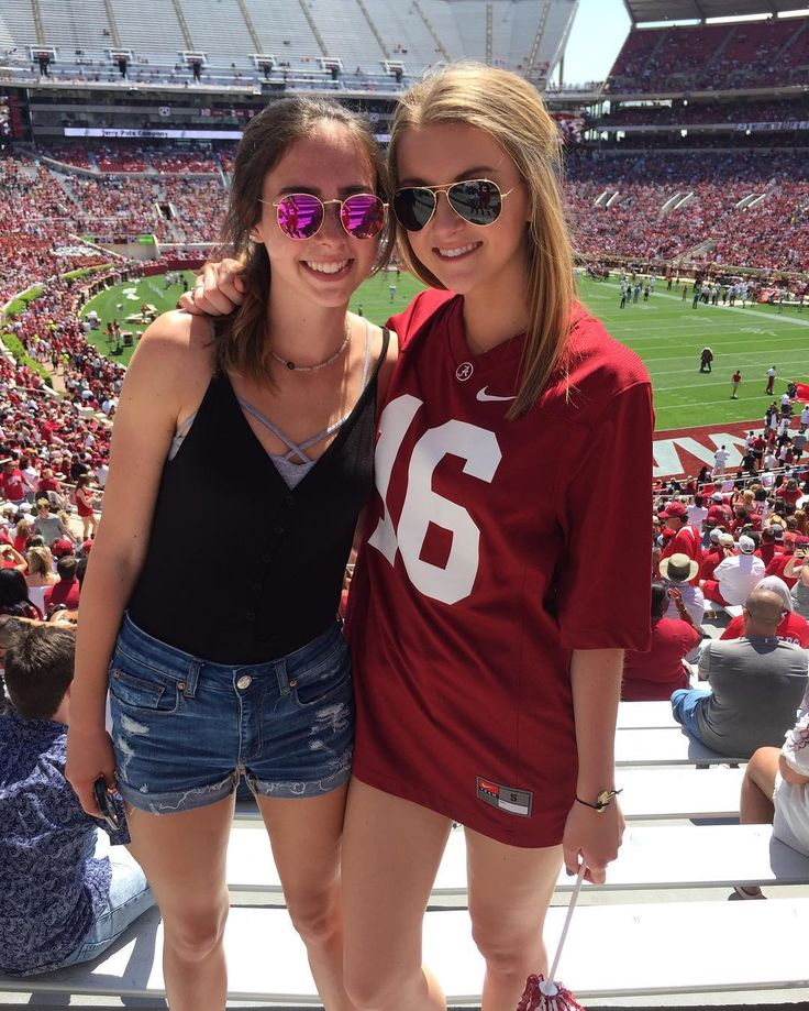 8 Cute Gameday Outfits At University of Alabama - Society19