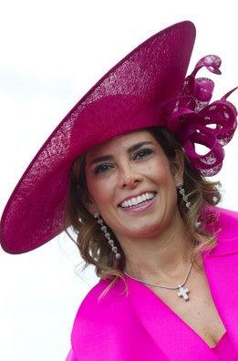 Tocados y sombreros de los primeros días de Ascot | Rosa Aiello