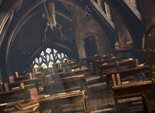 Who Taught Defense Against The Dark Arts In The 7th Book Hogwarts Harry Potter Aesthetic Hogwarts Aesthetic