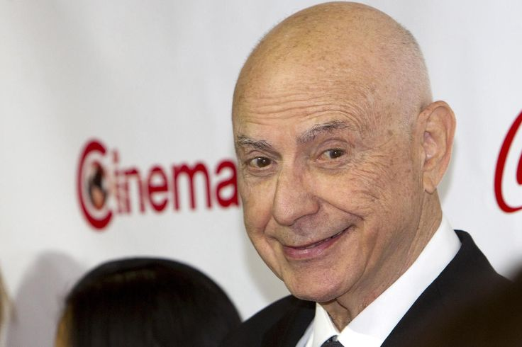 Screen Icon Alan Arkin Is Recovering After a Stroke