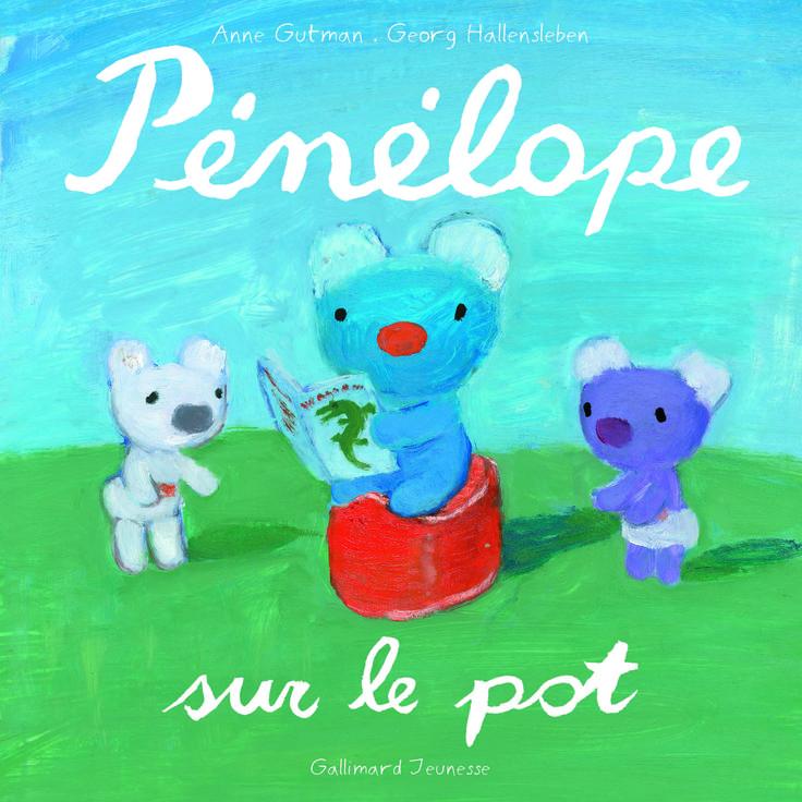Les couches, c'est super ! Mais alors, pourquoi Pénélope préfère-t-elle le petit pot ?