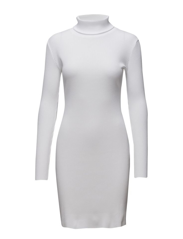DAY - 2ND Colorama Solid Ribbed knit texture pattern Fitted silhouette Elegant and feminine