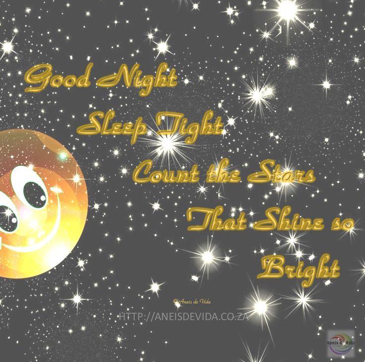 Good Night, Sleep Tight  http://aneisdevida.co.za