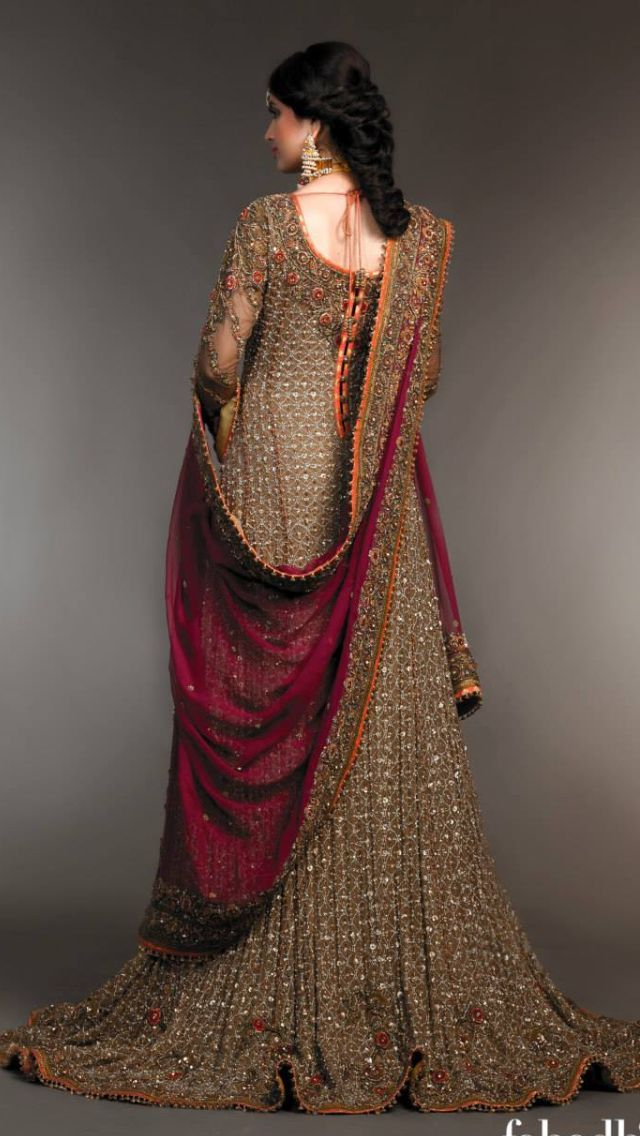pin by catwalk collection on bridal pakistani bridal