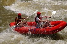 White Water Rafting -- Activities nearby Three Trees at Spioenkop