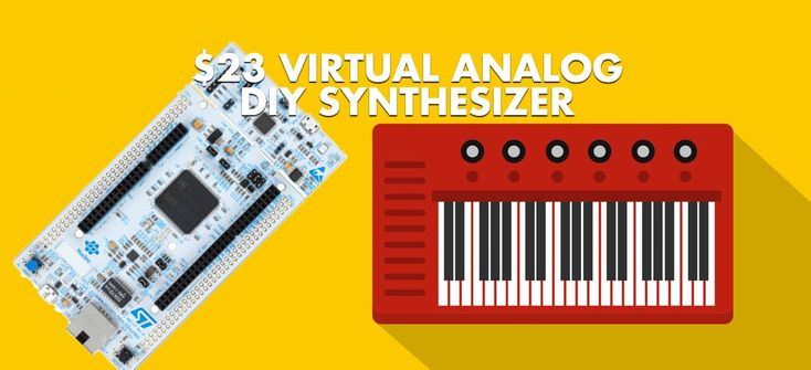 Make Your Own Hardware Analog Emulation Synth From $23 : Ask.Audio