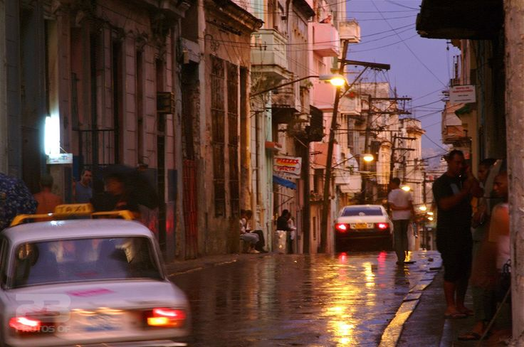 After the Rain - Wet Streets of Centro Havana photo | 23 Photos Of Havana