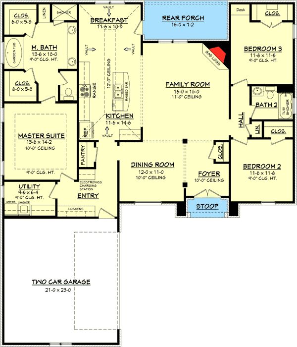 Basic Floor Plans 3 Bedrooms Woodworking Projects Plans