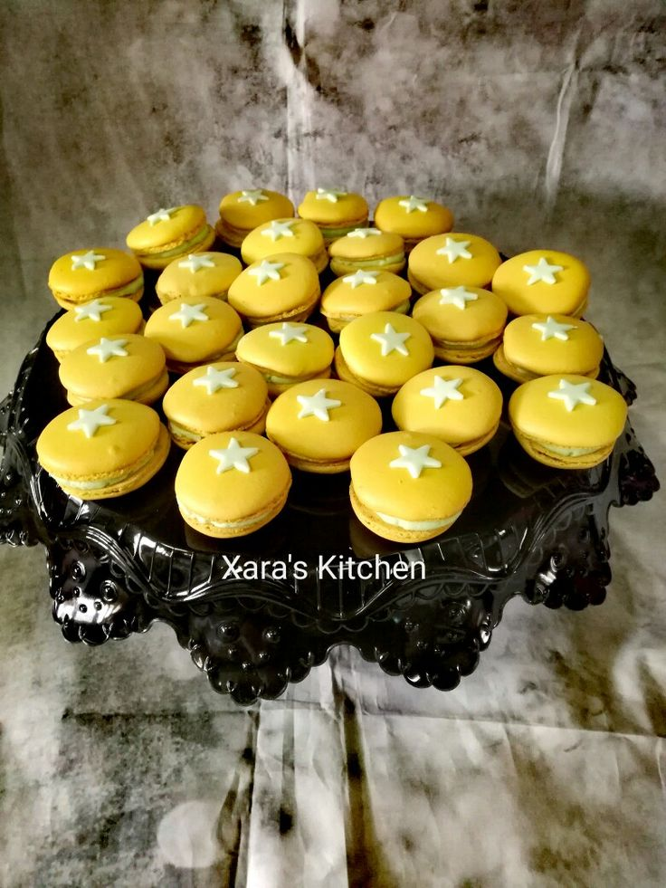 Macaroons Xara's Kitchen